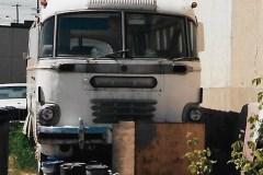 Found 1947 CCF Brill Hwy coach behind auto body